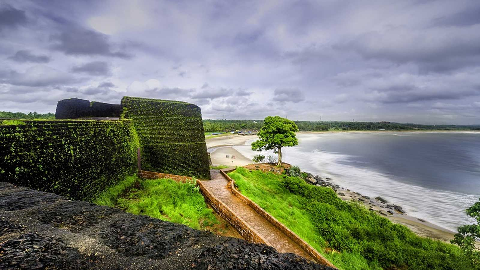 The Majestic Fort...
